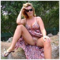 Valérie, femme mûre de Guyane