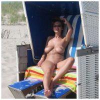 Rencontre cul sur Arcachon avec une nudiste