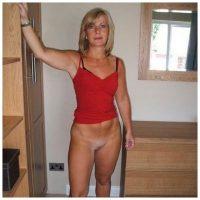 Rencontre sexe sur Lorient avec une cougar blonde